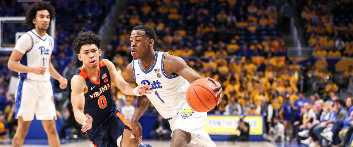 Pitt Men's Basketball vs Saint Francis
