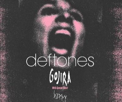 More Info for Deftones Summer Tour