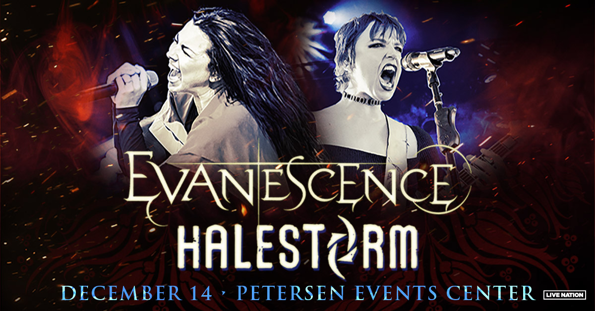 Evanescence x Halestorm