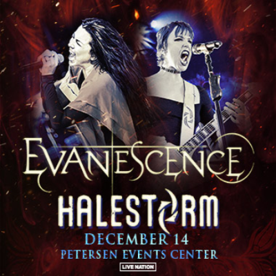 More Info for Evanescence x Halestorm