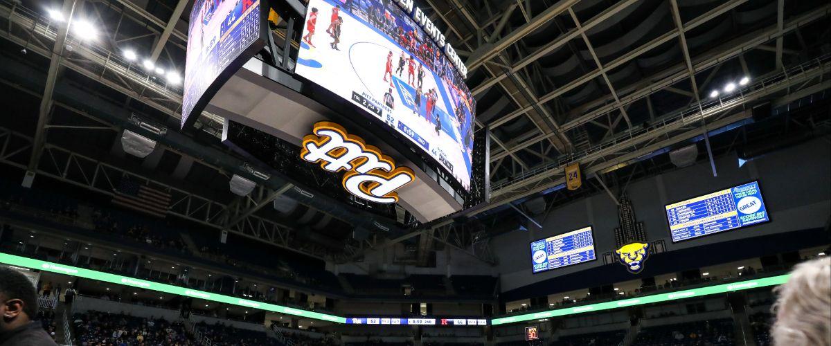 Pitt Men's Basketball vs Virginia Tech