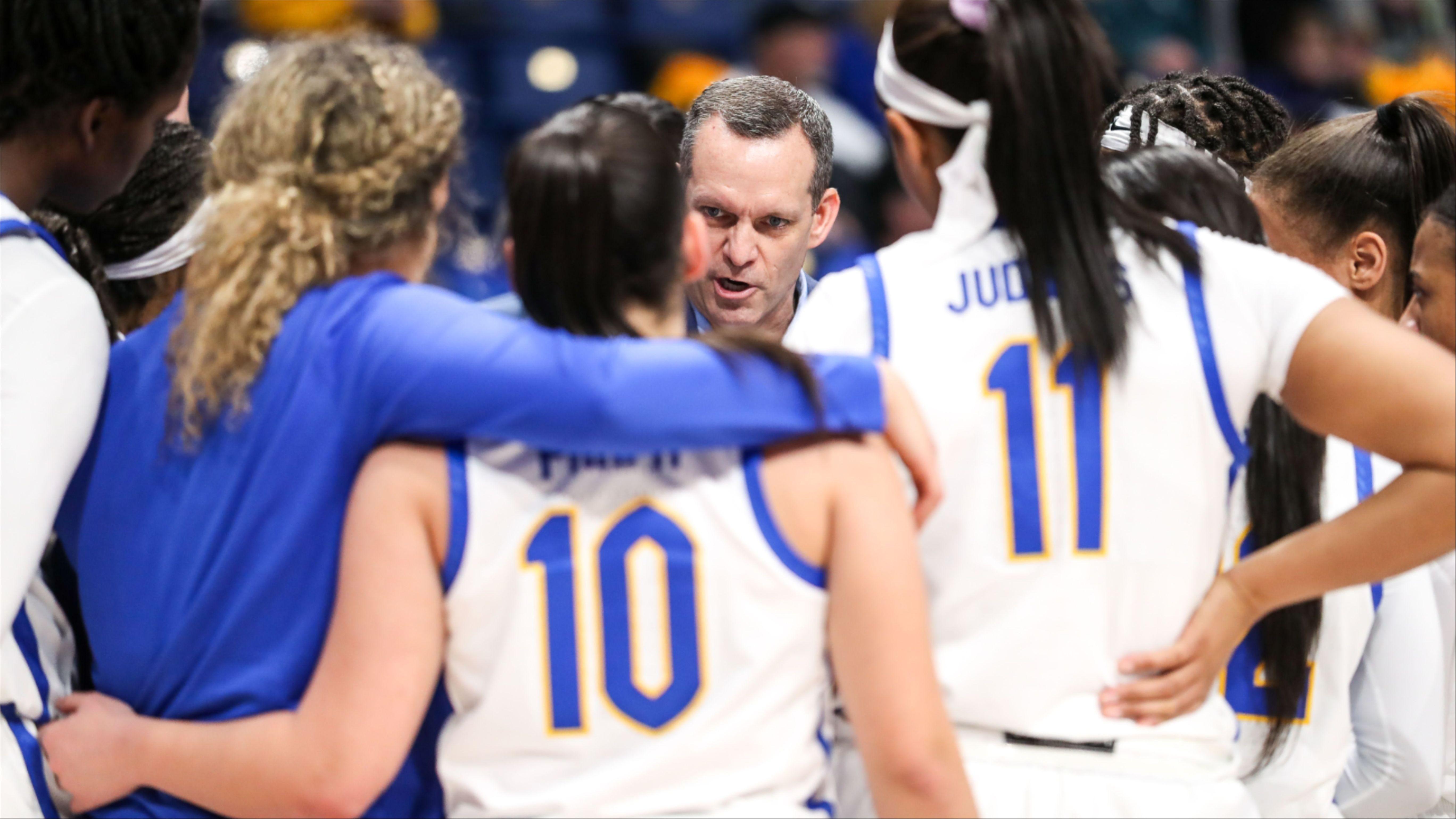 Pitt Women's Basketball vs Boston College