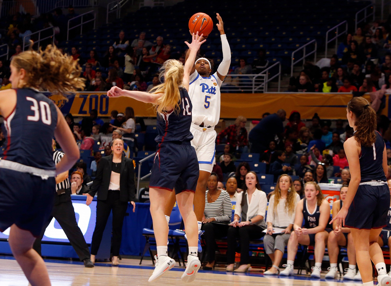 Pitt Women's Basketball vs Delaware