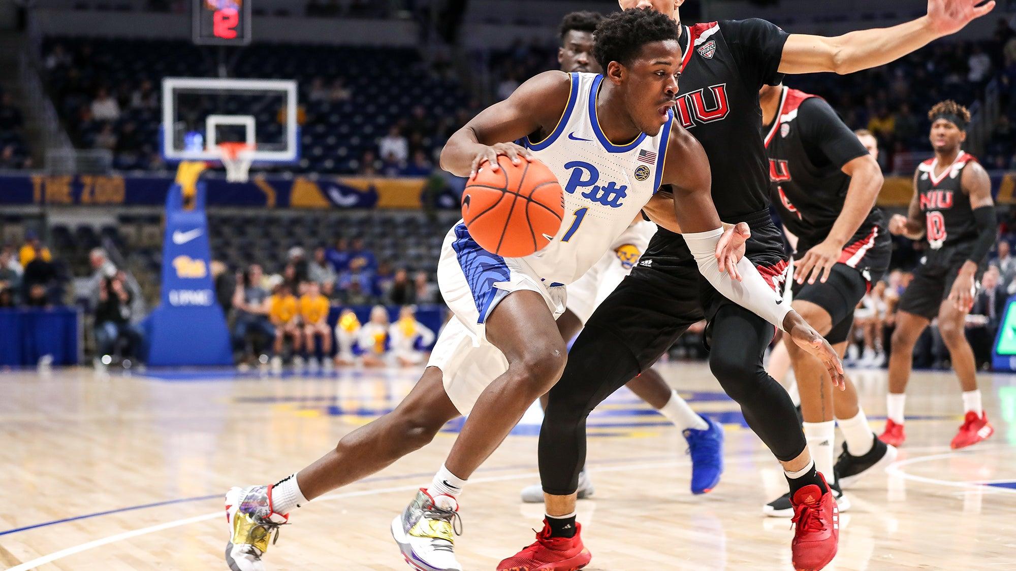 Pitt Men's Basketball vs Gardner Webb